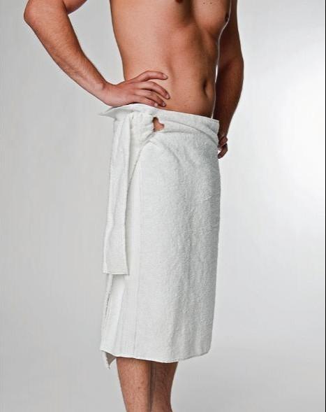 handtuch umwickeln