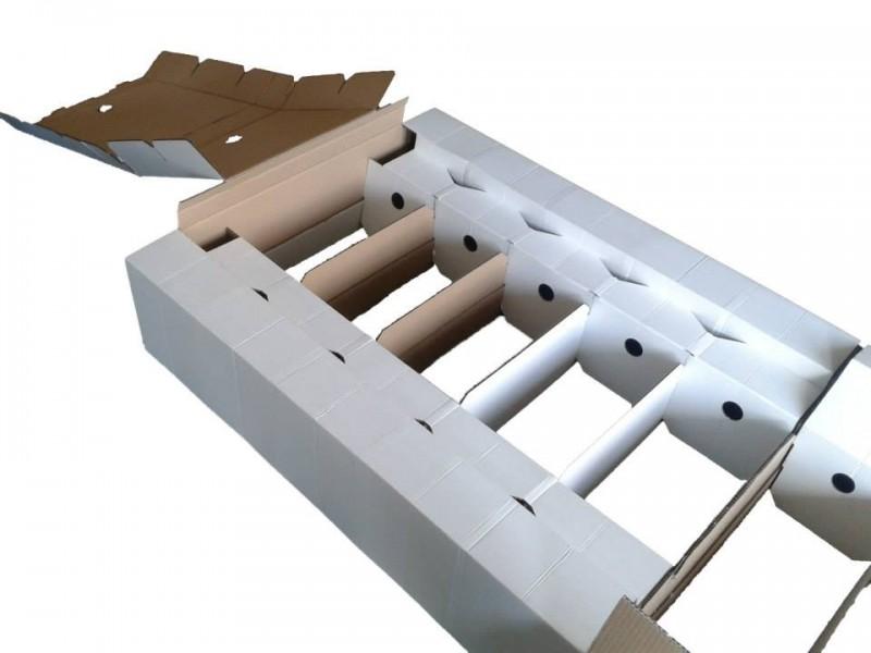ideen verkaufen pappklappbett mit integrierter selbstaufblasbarer matratze. Black Bedroom Furniture Sets. Home Design Ideas